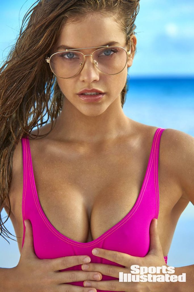 Barbara Palvin. Photo by Ben Watts for Sports Illustrated Magazine. Tan by Shirley Pear Tans